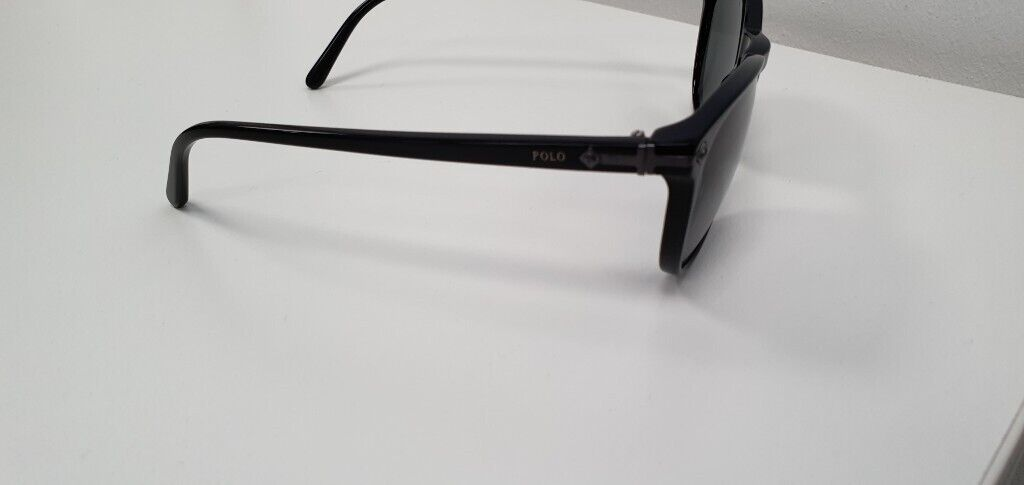 29f7da02c498 Polo Ralph Lauren PH4107 5001/87 Shiny Black Men's Sunglasses   in ...