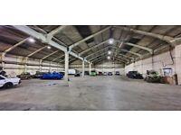 Vehicle storage and yard space