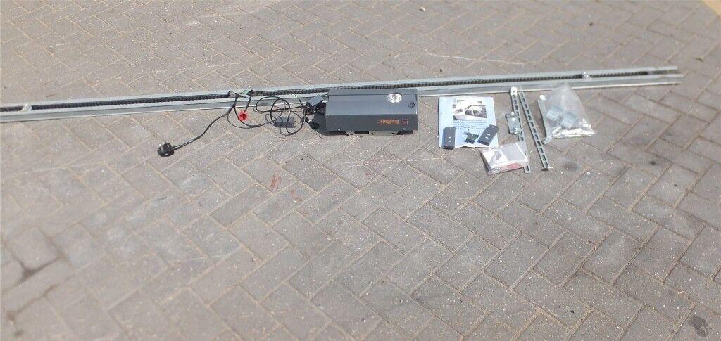 Hormann Ecomatic A Electric Garage Door Opener For Double Door