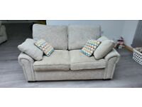Sofa and Sofa Bed - 4ft x 6ft mattress - Excellent Quality only 3 years old and hardly used.