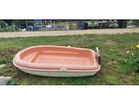 7ft Boat Dinghy good condition no trailer