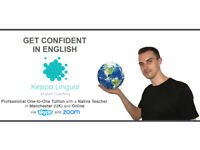 Experienced & Qualified Native English Teacher - Manchester / Skype - ESOL & IELTS