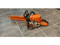 Stihl ms230 Ms230 petrol chainsaw sthil still chain saw tree wood timber lumber cutter cutting