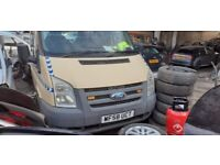 Ford, TRANSIT, recovery truck 2008, full reconciliation engine sale