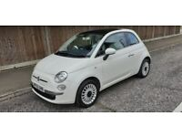 Fiat 500 new mot new cambelt 1242cc lovely car