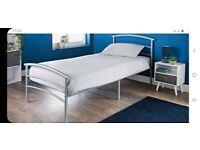 Basic single bed frame