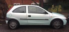 Vauxhall Corsa 1.2 comfort for Sale