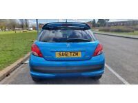 PEUGEOT SPORTIUM HDI £20 TAX ( PX WELCOME )