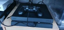 Ps4 with 1 controller
