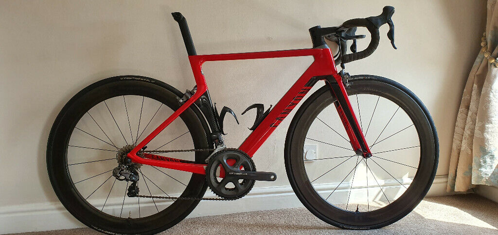 Canyon Aeroad CF SLX 8 0 Di2 - Size Small - Great Condition | in Bingham,  Nottinghamshire | Gumtree