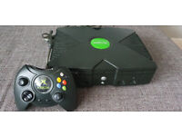 Refurbished Original Xbox Bundle - Loads of games & extras