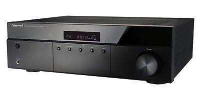 Sherwood RX-4208 200W AM/FM Stereo Receiver, Black