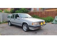 1993 Volvo 940 Turbo, Estate, Manual, 2316 (cc), 5 doors