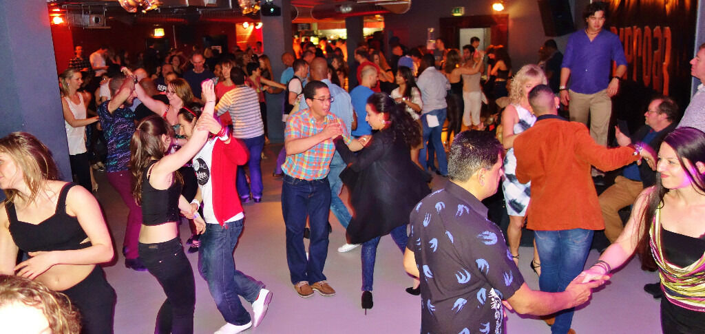 Friday Latin Salsa Parties with Bachata classes too. Bristol City Centre night club with Salsa Souls