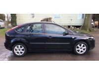 Ford focus sports for sale, Long MOT, drives good.