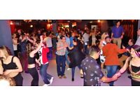 Monday Salsa dance classes & Latin dancing in Cardiff
