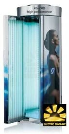 BODYWAVE Q MED HIGH PERFORMANCE SUNBED - INSTALATION DELIVERY TUBES