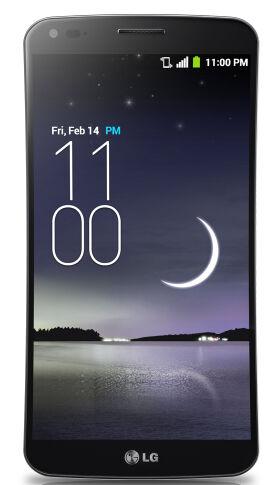 LG G Flex - 32 GB - Black - Smartphone