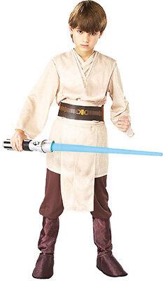Jedi Deluxe Star Wars Kinderkostüm - Star Wars Jedi Deluxe Kind Kostüm
