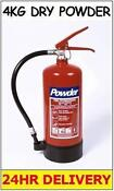 4kg Fire Extinguisher