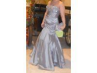 Evening prom wedding part dress
