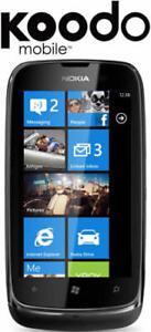 NOKIA LUMIA 610 CELL PHONE