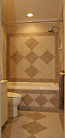 TILE INSTALLER Best quality - free estimate