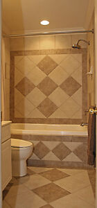 TILE INSTALLER Best quality - free estimate Edmonton Edmonton Area image 1