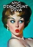 ·:*¨¨*♥ NYC DISCOUNT DIVA♥.·:*¨¨*:·