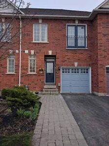 3-Bedroom Freehold Townhouse For Rent,   Richmond Hill