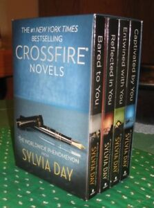 Crossfire Novels by Sylvia Day