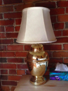 A pair of two lovely lamps