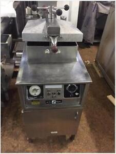 Commercial Pressure Fryer - Henny Penny Restaurant Deep Fryer Model 500