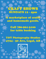 Accepting new vendors- January 22 & 29, 2017