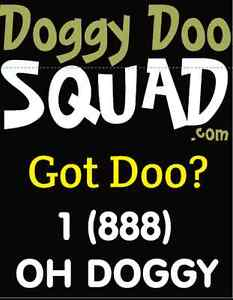 Doggy Doo Squad Pet Waste Removal Services Oakville / Halton Region Toronto (GTA) image 2