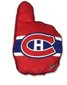 New Canadiens Cushion / Coussin Canadiens Neuf