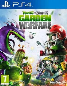 Plants vs. Zombies Garden Warfare | PlayStation 4 PS4 New