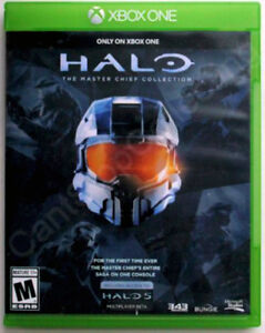 Wanted: HALO: The Master Chief Collection
