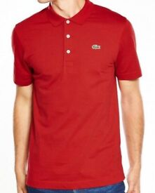 Lacoste Red T.Shirt