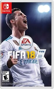 FIFA 18 - Nintendo switch - Trade or Sell