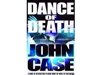 Dance of Death Paperback Book by John Case.