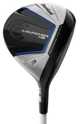 CLEVELAND LAUNCHER HB FAIRWAY WOOD GRAPHITE SHAFT - NEW 2018