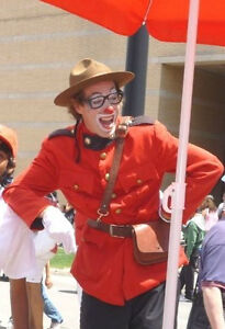Used CLOWN 4 rent- Juggles still Funny throws up a lot 1-8 hours Kitchener / Waterloo Kitchener Area image 6