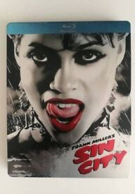 Sin City Steelbook imported from USA