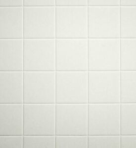 "Tile board 48"" x 96""  wall panels and adhesive"
