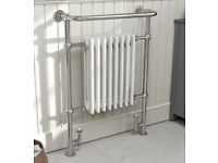 Brand new in box The Bath Co. Dulwich traditional radiator 952 x 659 (retail £209)