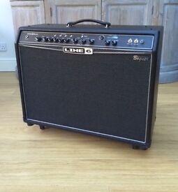 Line 6 Spider Valve 212 Guitar Amplifier, excellent condition