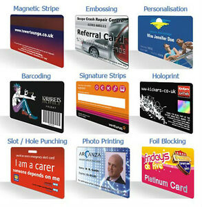 Plastic Cards, Plastic Card Printing, Gift reward card printing