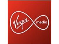 Virgin broadband (4 month contract) £18 p.m. for 54 mbps!!