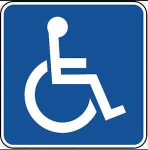 SINGLE WOMAN IN WHEELCHAIR LOOKING FOR A HOME!